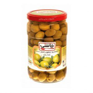 زیتون با هسته ایرانی (۶۵۰ گرمی)
