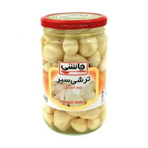 Pickled Peeled Garlic (670g)